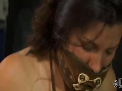 Bdsm Bondage Dominans Ekstrem Ydmykelse