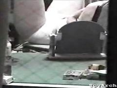 Скриено Мастурбација Шпиун Шпиунирање Камера