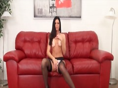 India summer is stunning in a lingerie set