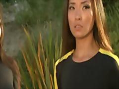 Aasia Nägu Jaapani Lesbi Korea