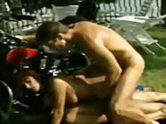 Skupinový sex Prieniky Staré videá Dvojité zásuny