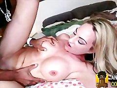 Blonde Tite Magshota Interracial Nanay