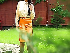 Valentina ross in at the golf club