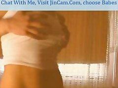 בלונדיניות אוננות סולו מצלמות אינטרנט בחורה