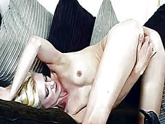 Maszturbálás Piercing Borotvált Tetoválás
