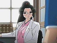 Cartoon Casal Hentai Animação