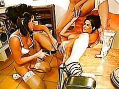 Fransk Lesbisk Sexy Mødre (Milf) Pornostjerne