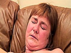 Vanaema Karvane Küps Milf