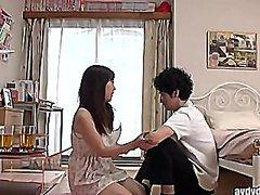 Orang Asia Pasangan Orang Jepun