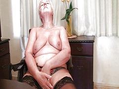 Британски Баба Мастурбација Зрели за секс Милф