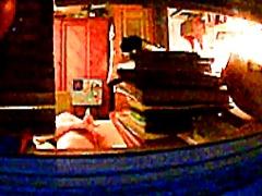 ვიდეო კამერა დამალული მასტურბაცია