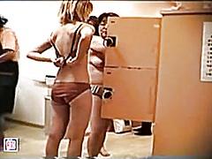 Naniwa - spy cams locker room