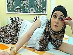 Hijab hot just mounds al hamdulileh ! turbanli