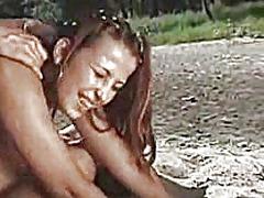 La Plaja Penetrari Sex In Public Trio Plimbareti