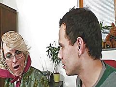 Vanaema Küps Tõeline Küps