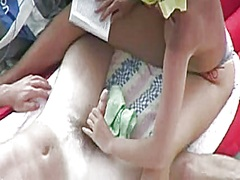 Pantai Mani Oral Tempat Umum Ngintip