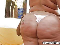 Guy fucks his hot fat gf