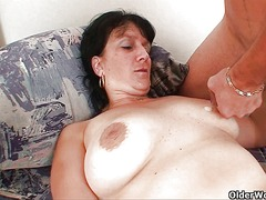 The ultimate cum loving milfs collection