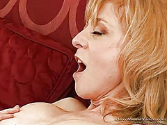 Nina hartley makes allie hazes sexual fantasies a reality